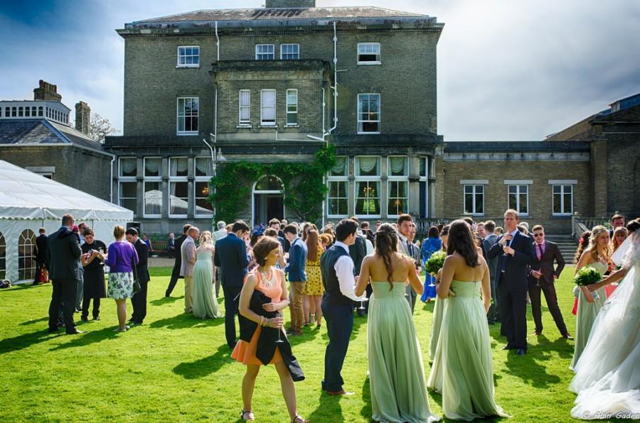 زفاف - في حفل زفاف