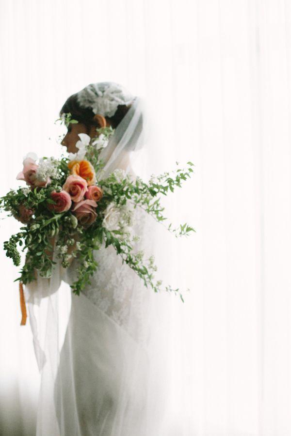 زفاف - غطاء الحجاب