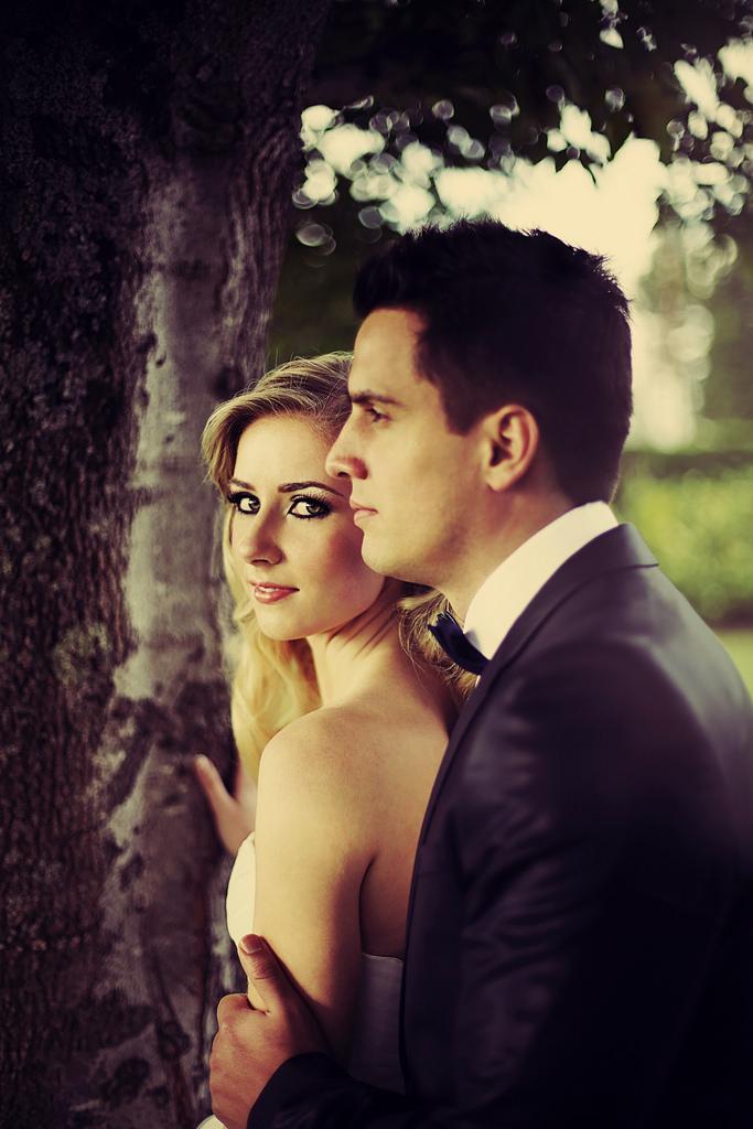 Wedding - Golden Hour
