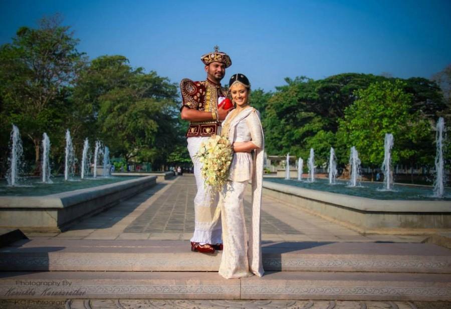 Wedding - Story Of Maheshi & Suchira... At Hilton Colombo Residence.