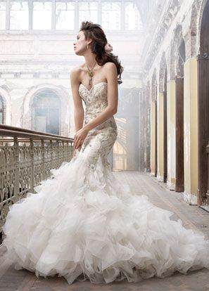 Свадьба - Свадебные Платья От 2013 ❤ 2015 Года
