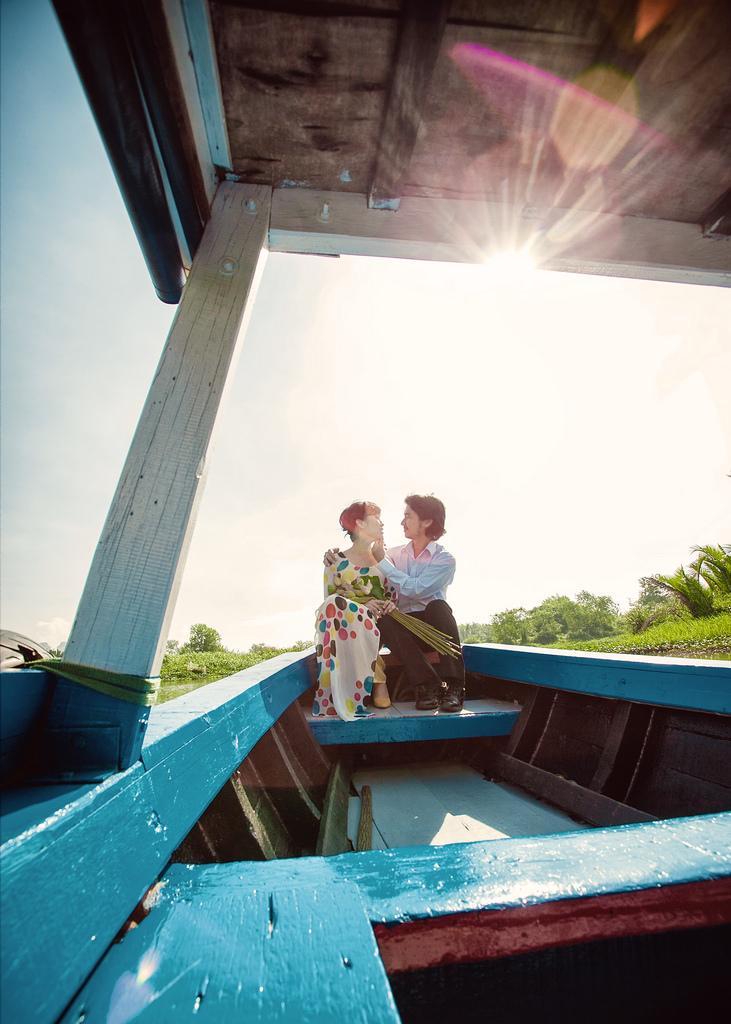 Свадьба - Восход На Любовная Лодка
