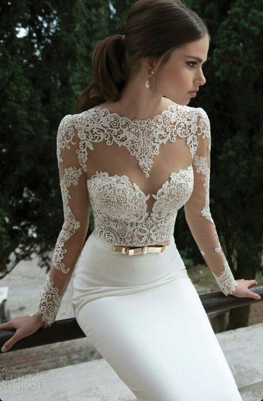Hochzeit - Hochzeiten - Luscious Spitze