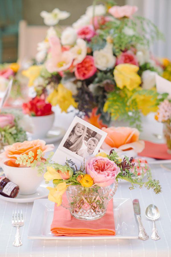 زفاف - يوم الفناء حزب الشاي الأم