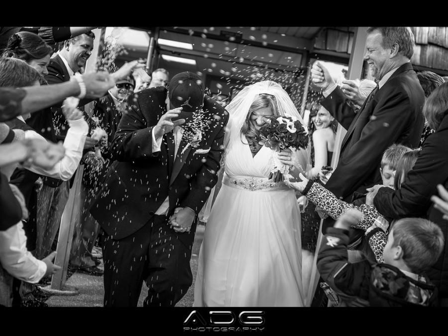 Wedding - A Second Of Joy