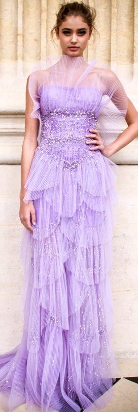 Wedding - Gowns..Lovely Lavendars