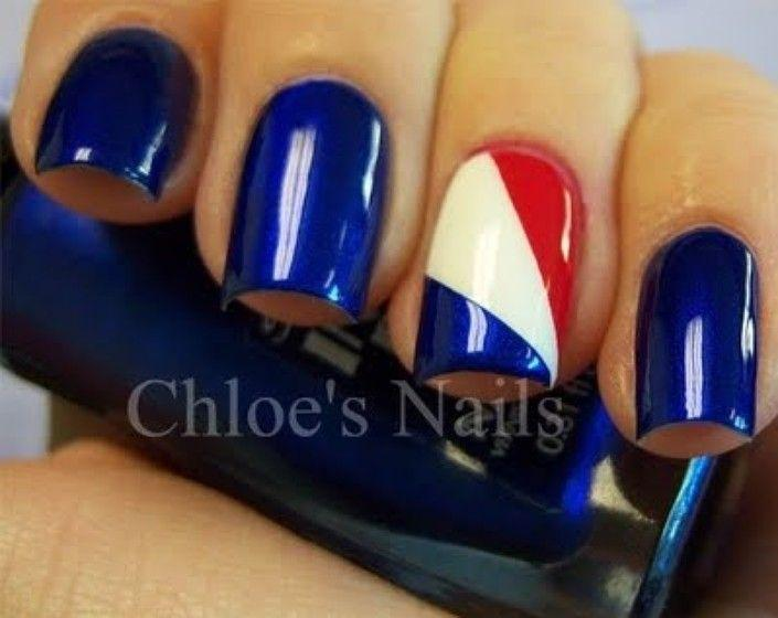 Patriotic Fingers 4th Of July Nail Art Ideas Plus A