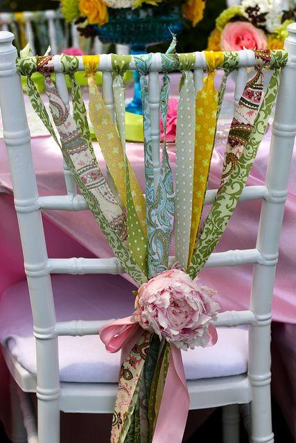 Wedding - Wedding Chair Decor