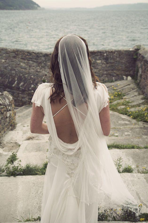 Wedding - Quirky DIY Cornish Village Hall Wedding