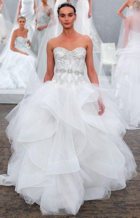 Mariage - Monique Lhuillier printemps 2015 Bridal Collection - Monique Lhuillier