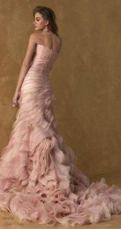 Mariage Rose Robes De Mariée Rose 2131198 Weddbook