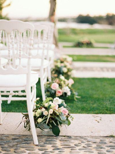 Wedding - Garden Romance In The South Of Spain