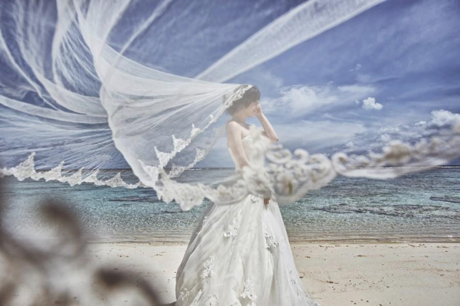 Wedding - [Wedding] Flying Veil