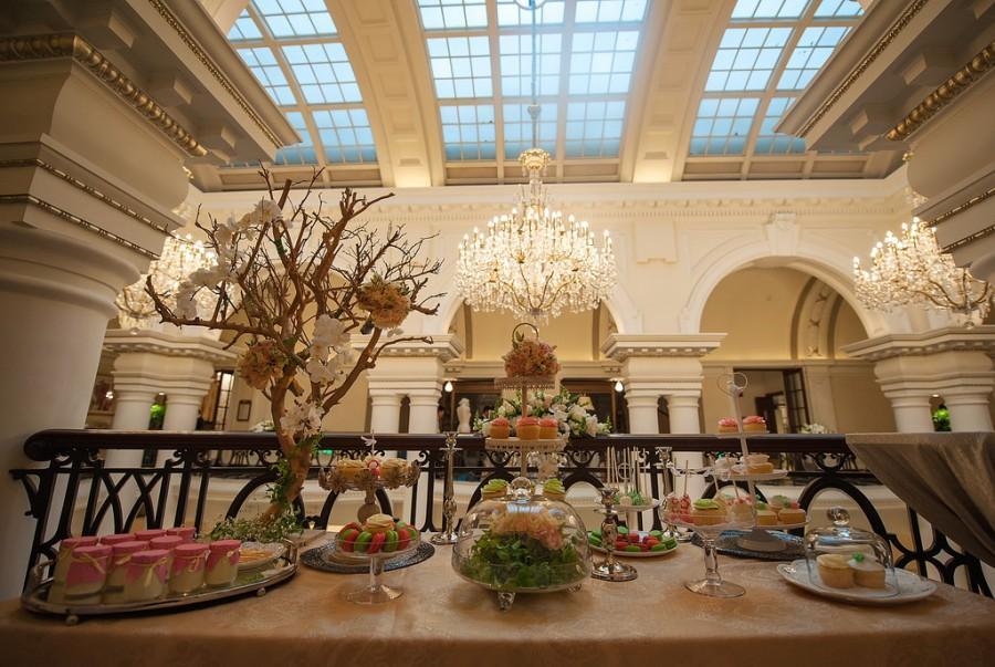 Wedding - 下午茶桌