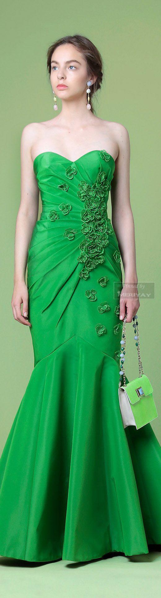 Hochzeit - Wunderschöne Kleider ..... Grünen