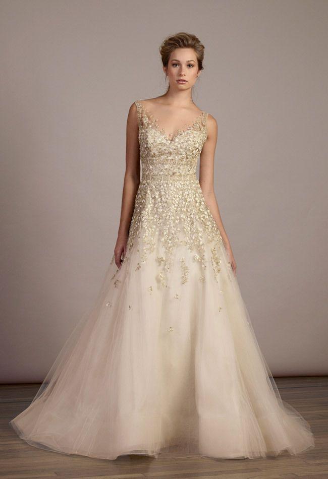 Hochzeit - Liancarlo Frühjahr 2015 Brautkleider