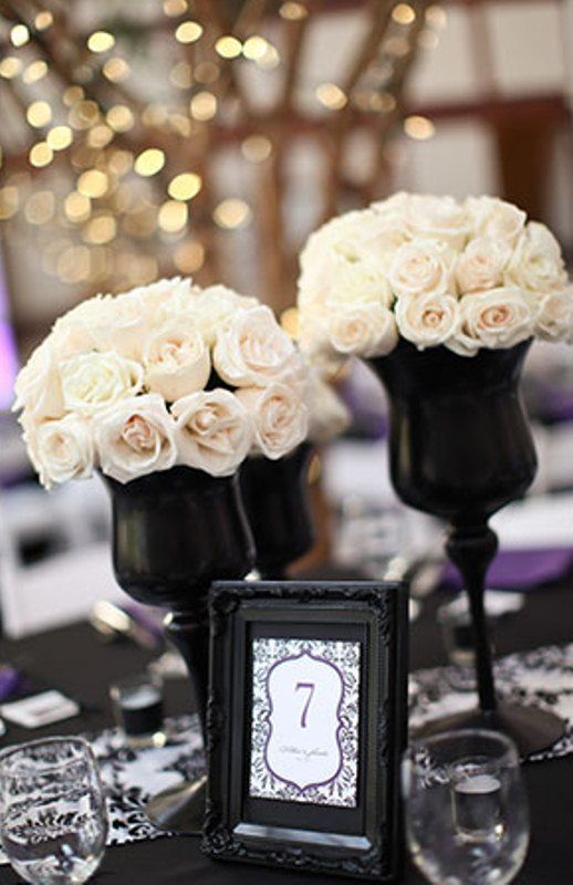 Black And White Wedding Weddings Black White 2133508 Weddbook