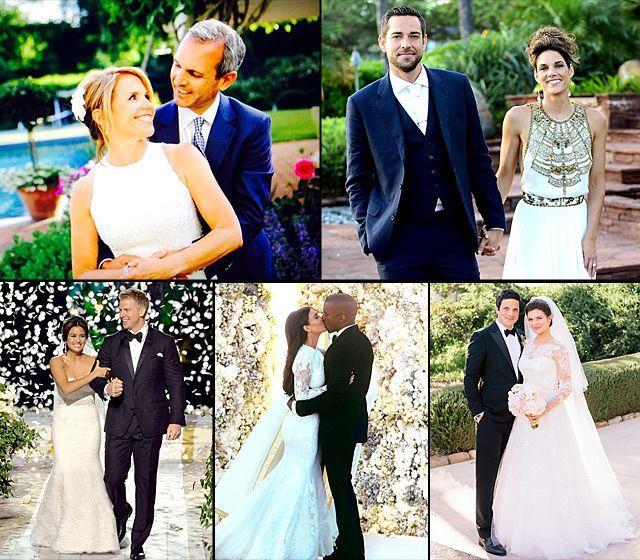 Celebrity Wedding Celebrity Weddings 2014 2133512 Weddbook