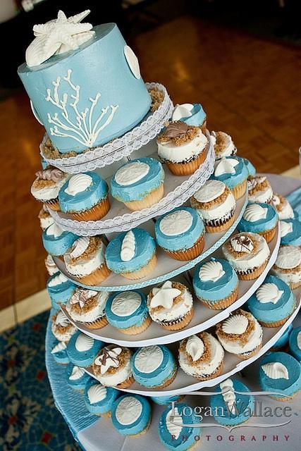 Wedding - Wedding-Cupcakes