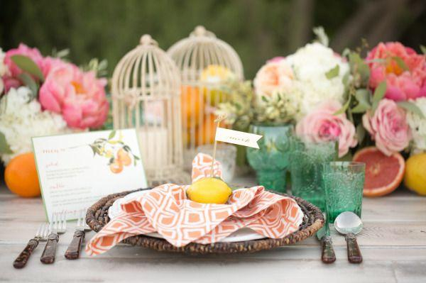 Mariage - Tir de style avec James Madison: Clémentine & Lemons