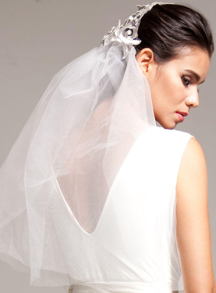 Hochzeit - ❥ Tocados Y Velos De Novias ❥