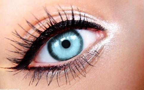 Свадьба - Макияж глаз