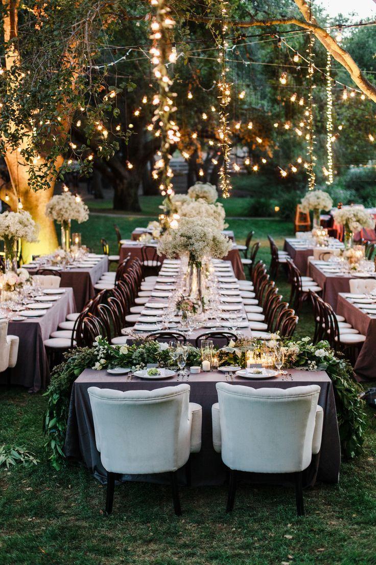 Hochzeit Im Freien Aussen Hochzeitsdeko 2134256 Weddbook