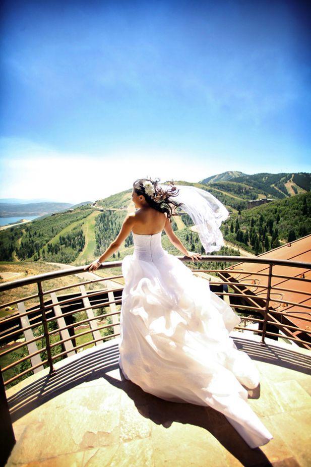 Wedding - Modern Wedding At St. Regis Deer Valley
