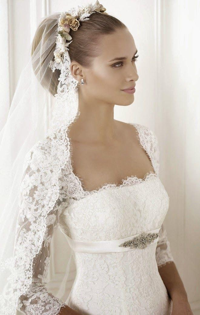 Bridal Veils Headpieces Inspiration