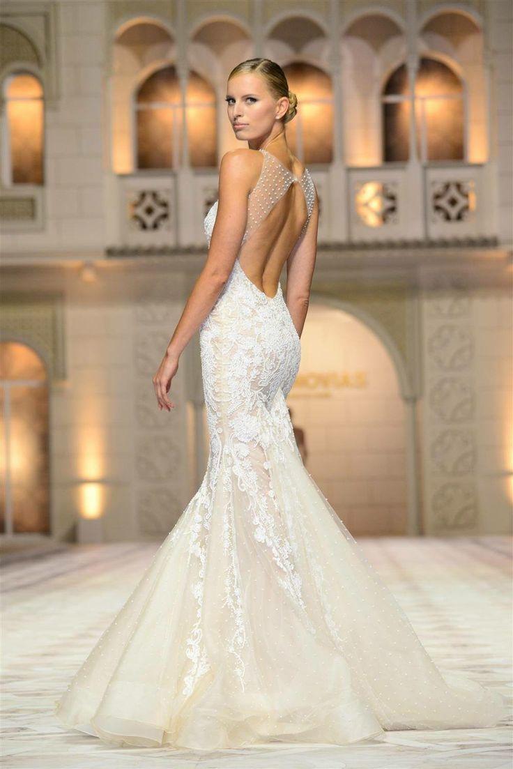 Rückenfreie Kleider - Rückenfreie Brautkleider #2134786 - Weddbook