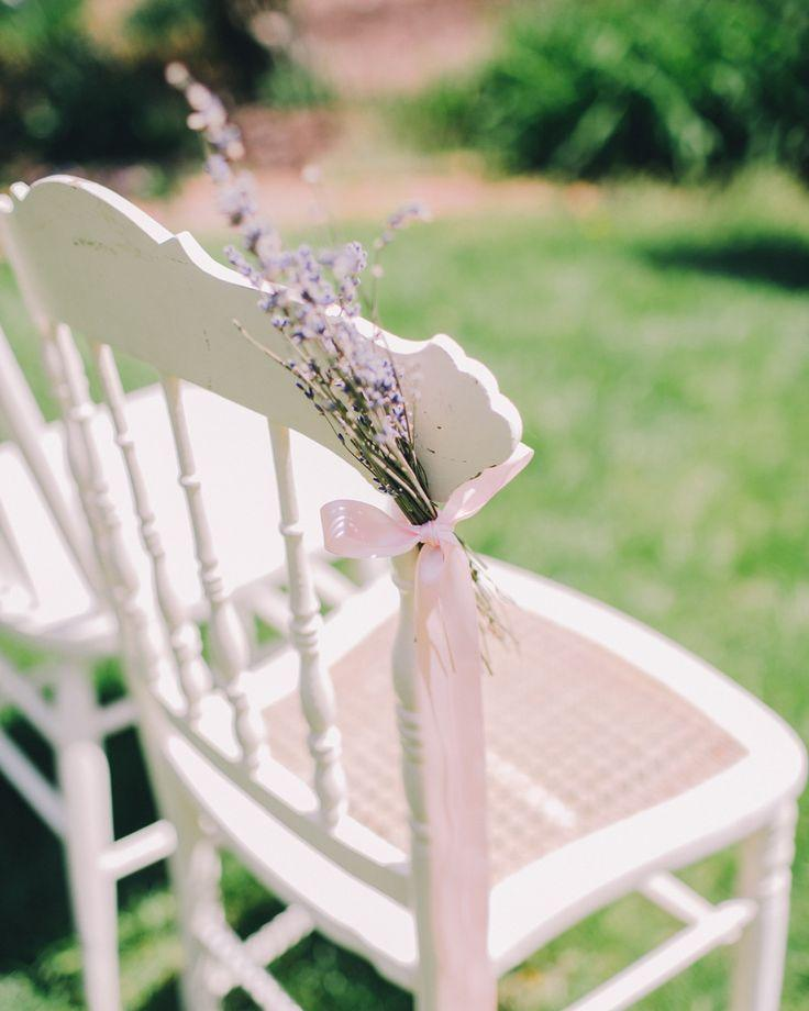 Wedding - Romantic Lavender Wedding Inspiration
