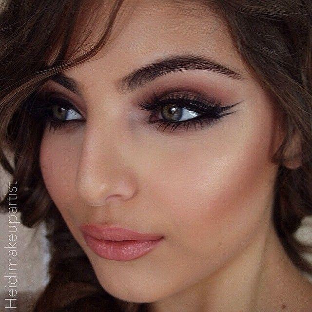 Makeup - Bride With Sass Wedding Day Makeup #2134839 ...