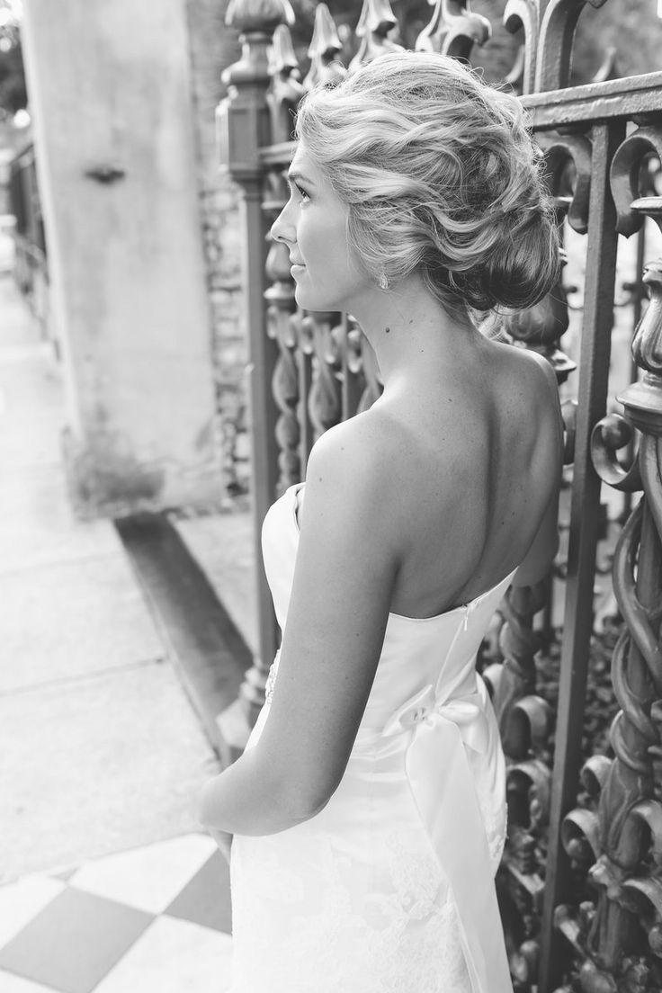Hochzeit - Equine-Inspired Charleston Brautportraits