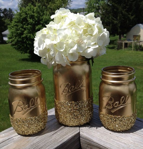 Wedding - Weddings - Vintage Jars