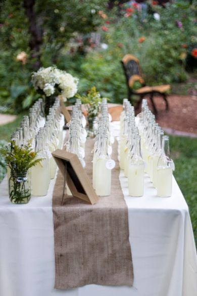 Wedding - Signature Drinks And Cocktails