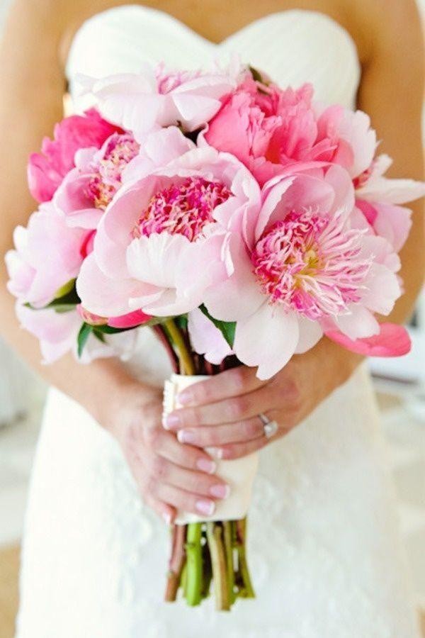 Mariage - 28 façons créatives d'ajouter la couleur à votre mariage!
