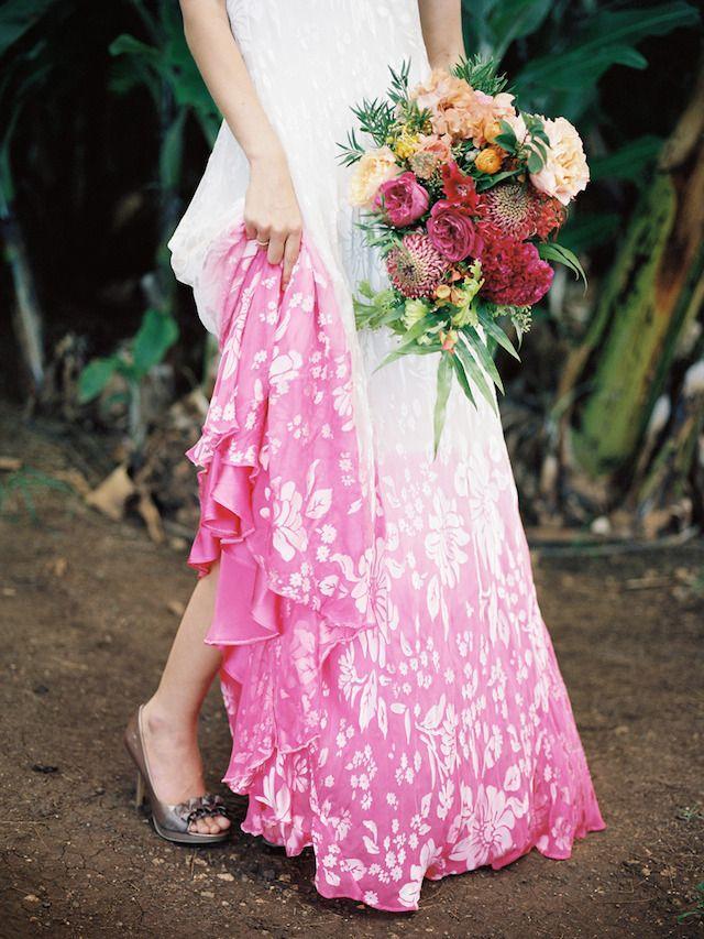 Hochzeit - Tropical Banana Grove Inspiration schießen
