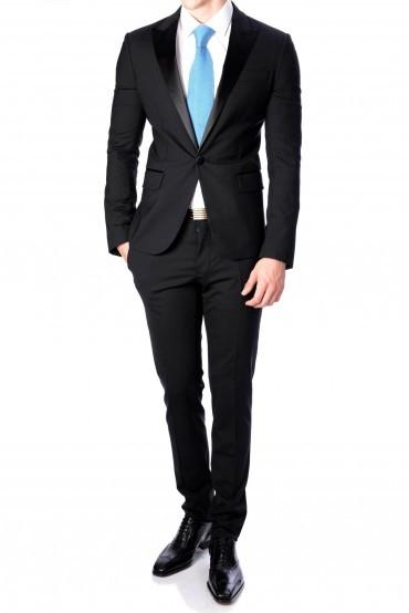 Wedding - Men's Top Quality Cotton Tuxedo Suit- Free Shipping