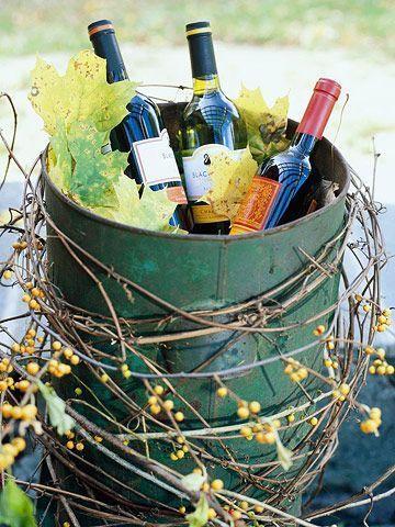 Wedding - Throw A Fall Harvest Party