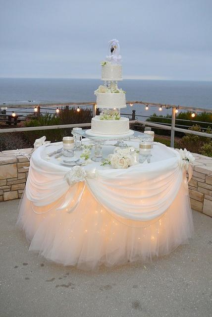 Свадьба - Свадьбы-Торт, Столик