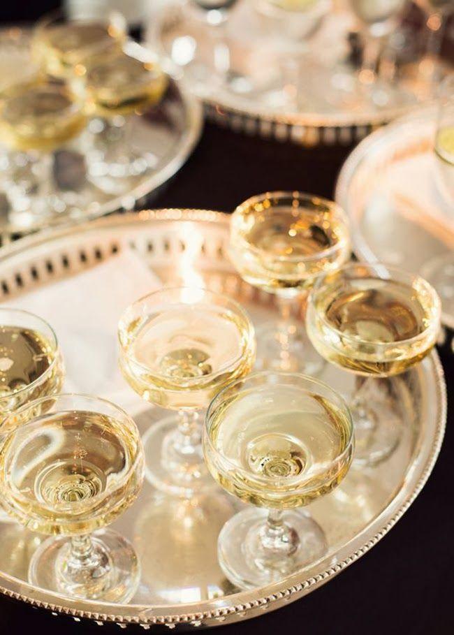 Hochzeit - Cocktails