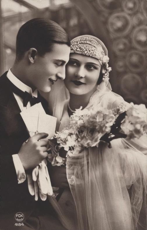 Wedding - Art Deco/Gatsby 1920s Wedding Inspiration