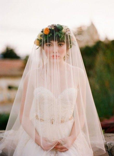 Свадьба - свадебную Фату
