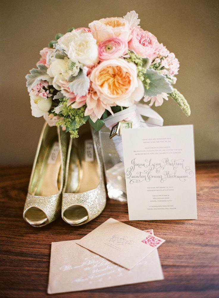Свадьба - Деревенский Шик Праздник В Санта-Барбаре