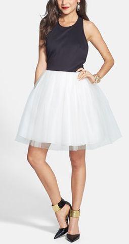 Hochzeit - Black & White Wedding Ideas