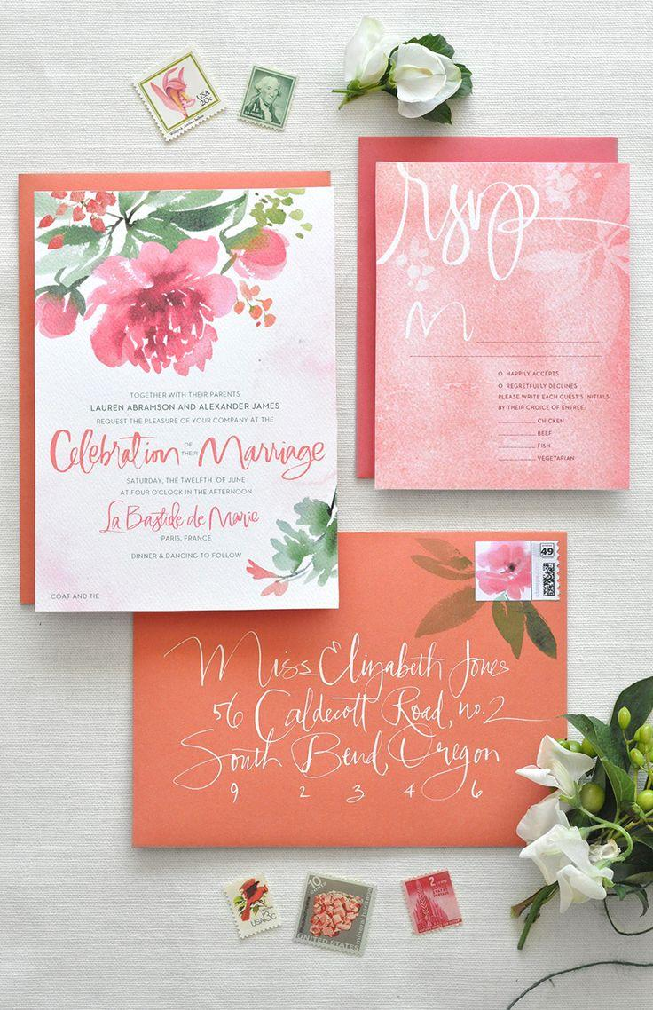 Wedding - Win Wedding Stationery From Julie Song Ink!