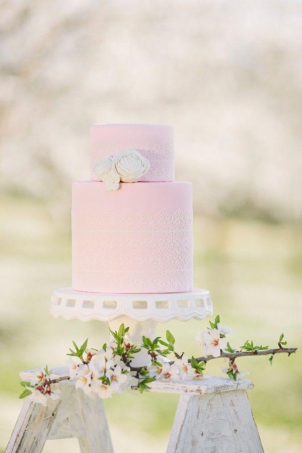 Свадьба - Миндаль Orchard Вдохновляющие Стрелять