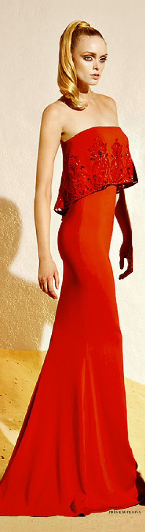 Wedding - Gowns...Ravishing Reds