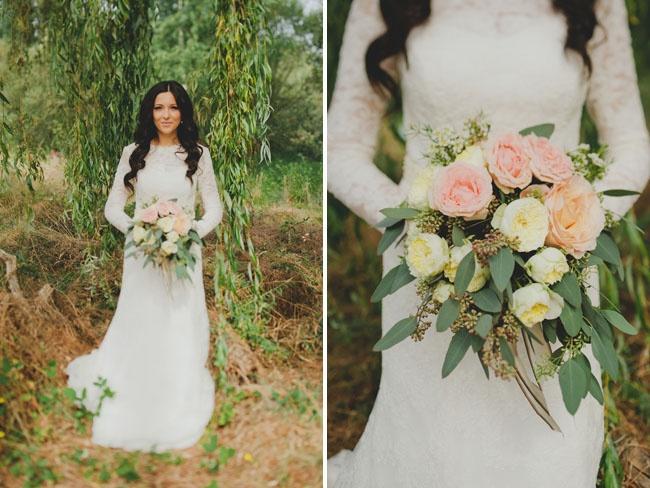 c810170f1afd Elegant Rustic Wedding In Washington: Lena Sergey #2138127 - Weddbook