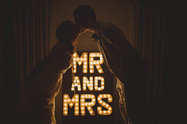 Mariage - Incroyable décor de mariage